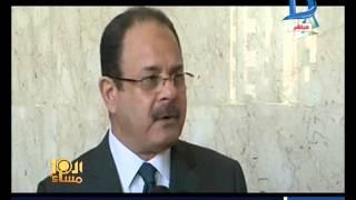 العاشرة مساء|تعليق وزير الداخلية على مقتل عامل مشتل مدينة الرحاب على يد أمين الشرطة