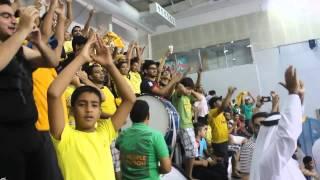 جمهور الأهلي ضد النجمه (يليل يلالي)24 6 2013
