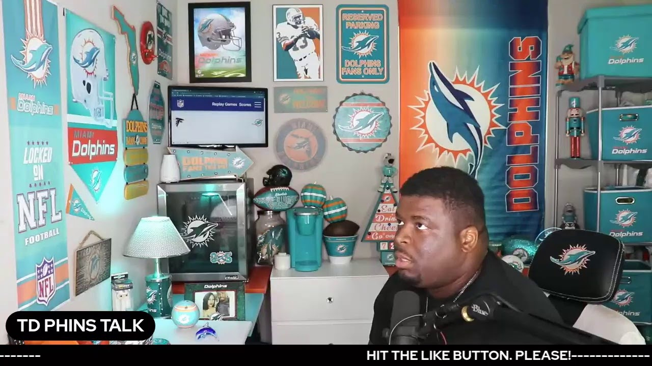 Dolphins vs. Falcons: How to watch live stream, TV channel, NFL ...