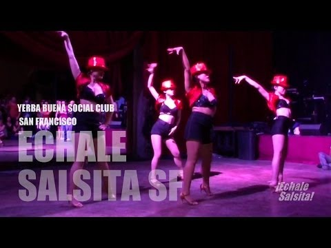 YerbaBuena | Cinco de Mambo | Ladies of Chacha Mambo Romero Dance Co