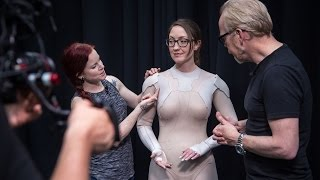 How Weta Workshop Made Ghost In The Shell's Thermoptic Suit!
