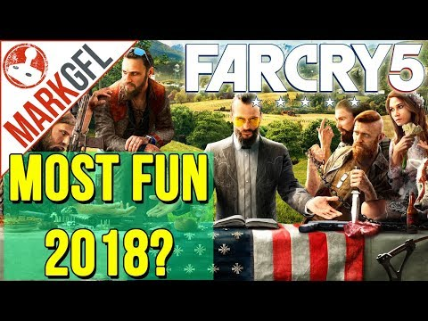 Far Cry 5 - Best Game I've Played in Years!