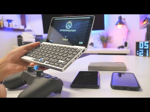 gpd pocket mini laptop can you game on this  ultra