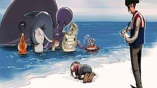 Aylan Kurdi: así te despide el mundo