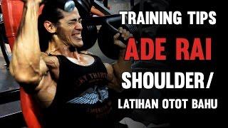 Tips Ade Rai - Latihan Otot Bahu / ...