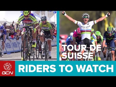 Top 10 Riders To Watch At The Tour De Suisse