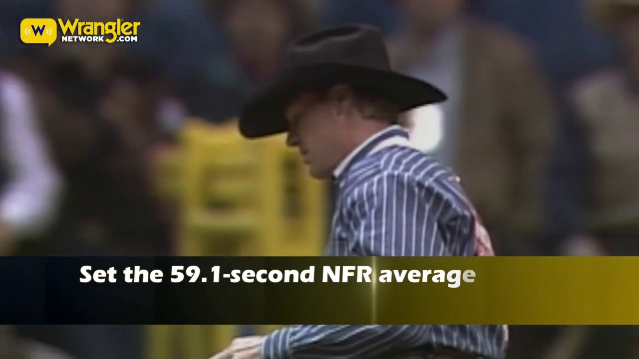 NFR 60 Greatest of All Time- Clay O'Brien Cooper Day 38