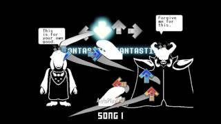 [Undertale x Stepmania] Hopes and Dreams