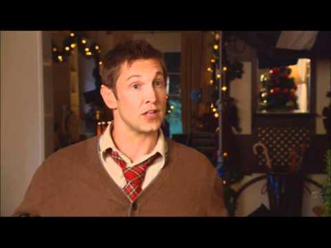 EXCLUSIVE - Farewell Mr. Kringle - Hallmark Channel - Chris Wiehl on Kris Kringle