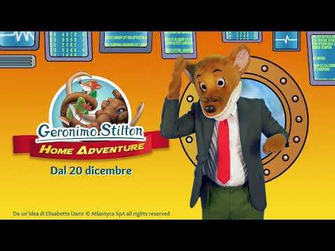 Promo - Geronimo Stilton Home Adventure