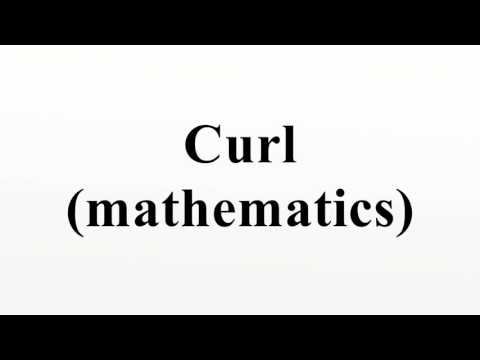 Curl (mathematics)