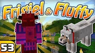 FRIGIEL & FLUFFY : L'ARMURE DU SAMURAI | Minecraft - S4 Ep.53 thumbnail
