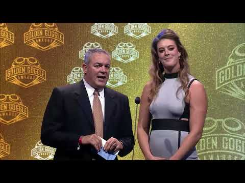 Greg Meehan | Coach of the Year | 2017 Golden Goggles Awards