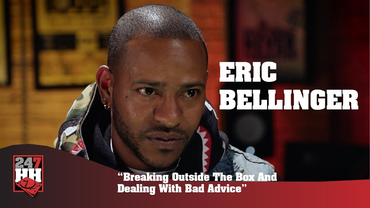 Download Eric Bellinger - Breaking Outside The Box And Dealing With Bad Advice (247HH Exclusive)