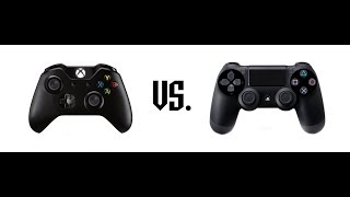 PS4P vs X1X 2018: God of War vs Sea of Thieves