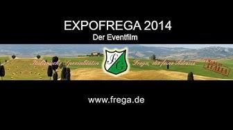 EXPOFREGA 2014 - SA Frega präsentiert italienische Spezialitäten in Bremen Airportstadt