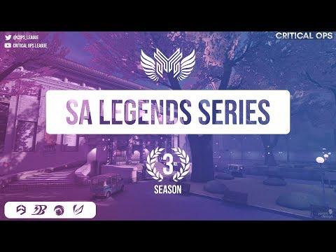 COL Legends Round 4 | D2R vs 3K -BUREAU