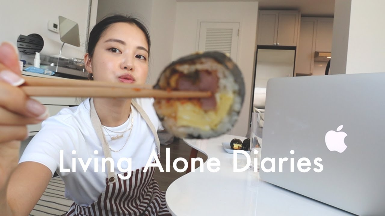 Living Alone Diaries | A relaxing and healing weekend spent cooking and shopping!