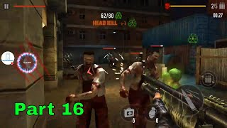 MAD ZOMBIES : Offline Zombie Games-R3 The Train-Gameplay Walkthrough Part 16-(Android-iOS)
