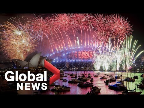 New Year's 2019: FULL Sydney fireworks display