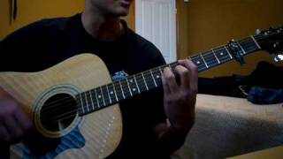 You're Not Alone-Saosin Cover (acoustic)