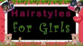Hairstyles for Girls | Natural Hair