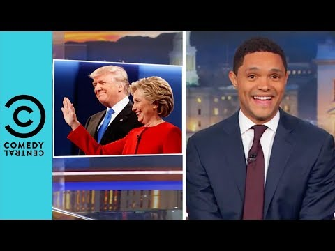 Donald Trump's Shock Announcement | The Daily Show With Trevor Noah