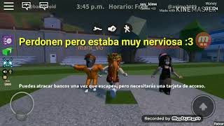 Mi primer video// Roblox - Games KMG