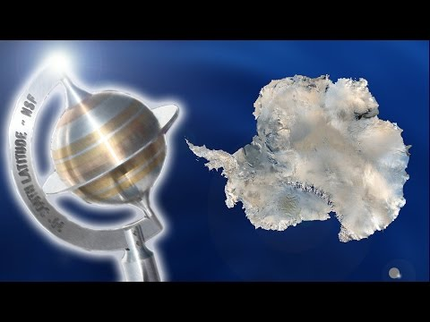 Moving the South Pole - Sixty Symbols