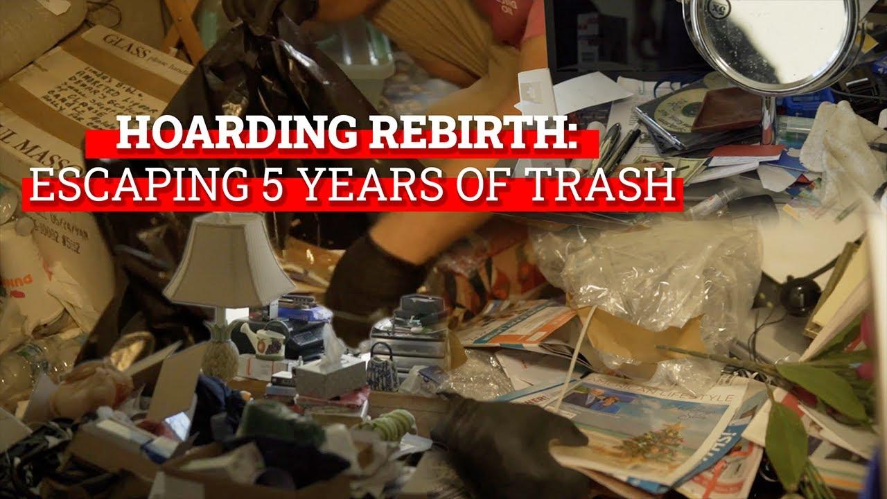 Download Hoarding Rebirth: Escaping 5 Years of Trash | Dunedin, FL