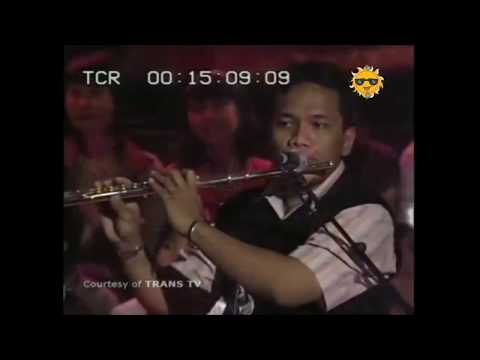 Peterpan - Membebaniku. Live performance