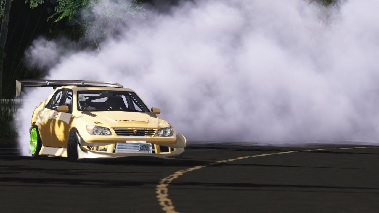 Assetto Corsa Drift BIG SMOKE