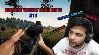 Indian Pubg Streamer Got AWM and You Won't Believe What Happened Next,Highlights #11