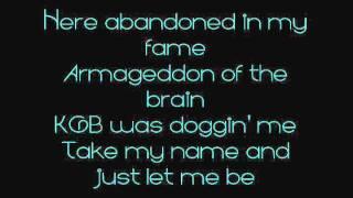 Michael Jackson-Stranger in Moscow Lyrics (HD)