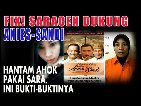 FIX! Saracen Dukung Anies dan Hantam Ahok Pakai SARA, Ini Bukti buktinya!