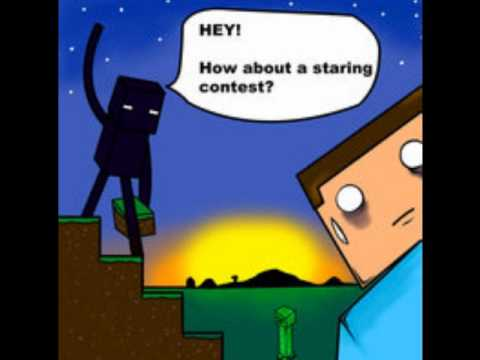 love creepers and endermen youtube