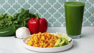 Ultimate Vegan Breakfast
