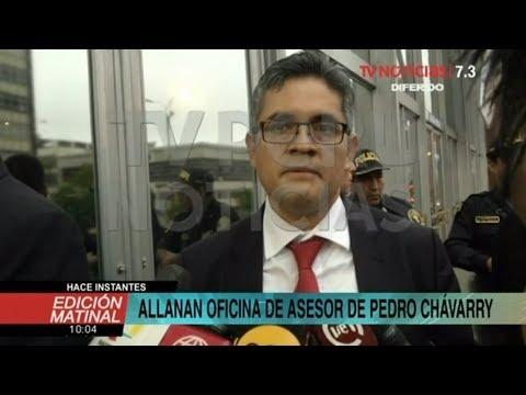 José Domingo Pérez encuentra informe sobre Keiko Fujimori en allanamiento