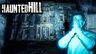 YOU WON'T BELIEVE THIS - Scary Encounter At HAUNTED HILL (Real Paranormal)