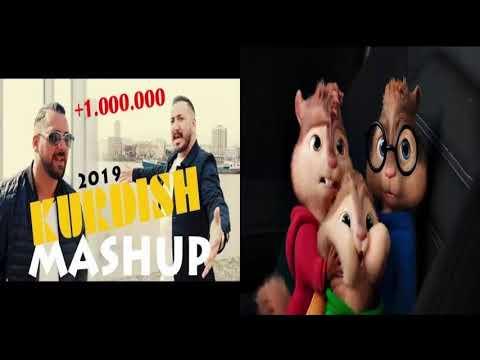 Alvin Ve Sincaplar KURDISH MASHUP 2019  Halil Fesli feat Ibocan Sarigül indir