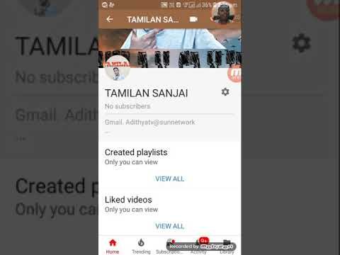 How to upload video in adithya dubsmash in tamil