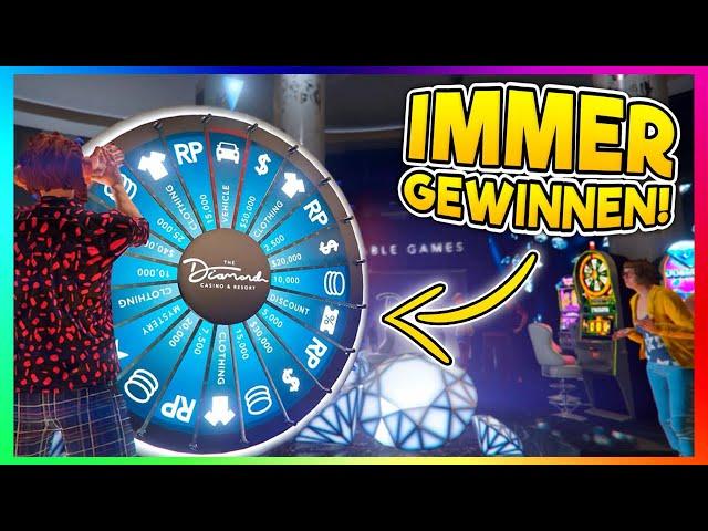 🔥 SO gewinnst du IMMER das AUTO im Casino! GTA Online Casino Trick 🔥
