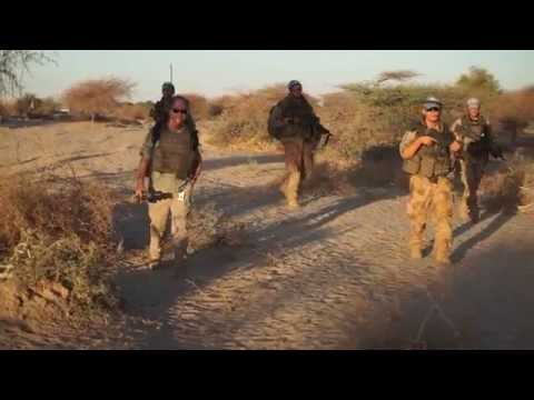 Swedish armed forces Mali copyright Sveriges Television