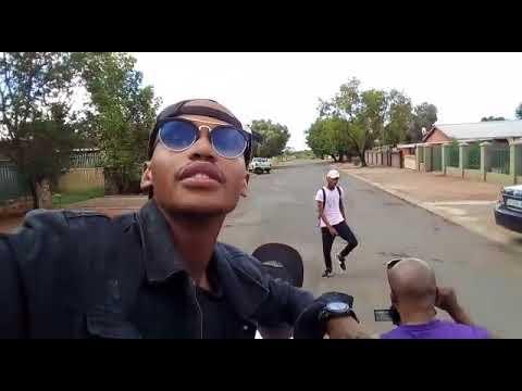 TshiDaMagg | 2lit Music Video Shoot
