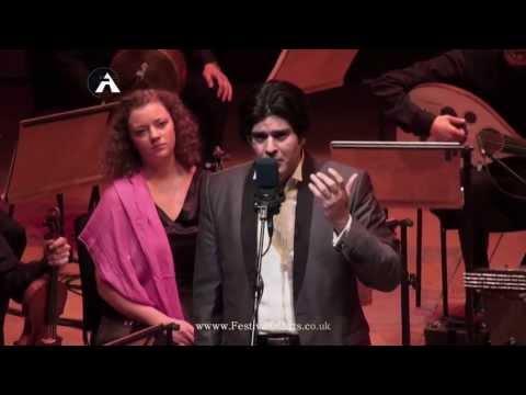 Festival of Arts' فستیوال هنر Pardis Orchestra Salar Aghili Cadogan Hall London Feb 2012