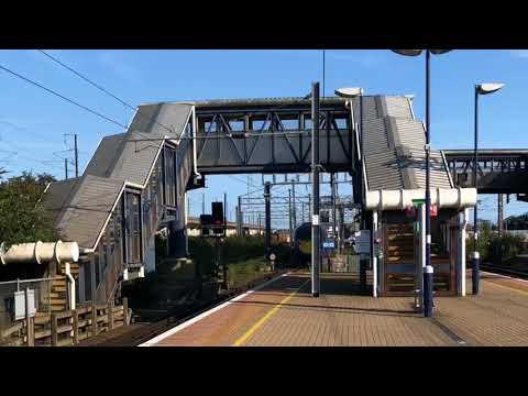 Eurostar and Southeastern Trains at Ashford International on September 1st 2018