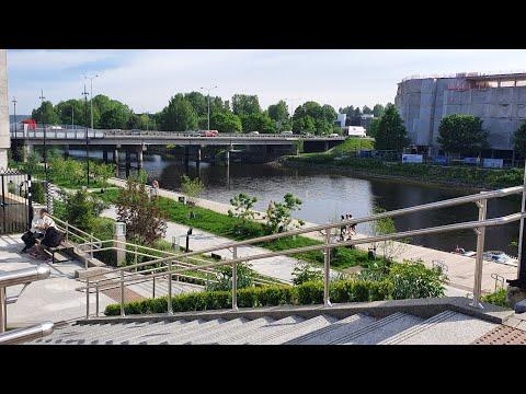 Sandvika City Norway