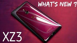 Sony Xperia XZ3    All you need to know    Hindi