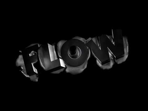 CINEMA4D AND REALFLOW HOW TO MAKE COOL LOOKING TEXT TUTORIAL