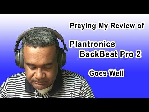 Plantronics Backbeat Pro 2 - Unboxing  & Review